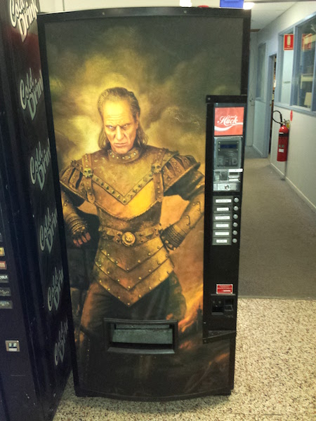 Vigo Drinks Machine
